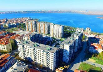 شقة (4 غرف, 2 حمامين) باطلاله على شاطئ البحر مع منطقة سبا و تراس في اسطنبول كوشك شكمجه